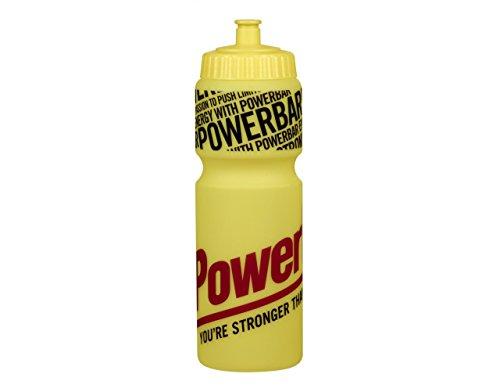 PowerBar Trinkflasche gelb 750ml