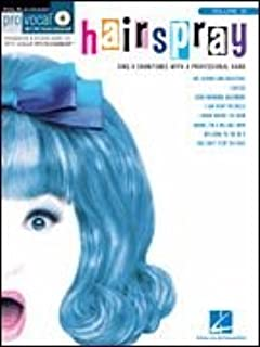 Hairspray Softcover with CD