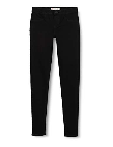 Levi's Kids Lvg Pull On Legging Pantalones Black para Niñas