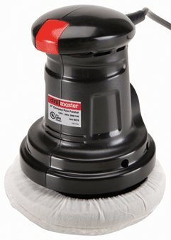 Drill Master 120 Volt 6' Compact Palm Polisher