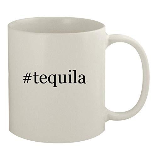 #tequila - 11oz Hashtag White Coffee Mug