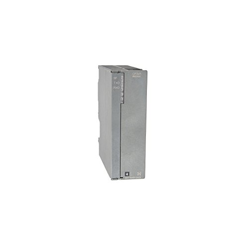 Siemens s7-300 - Procesador comunicación cp341 rs232c(versión 24)+software