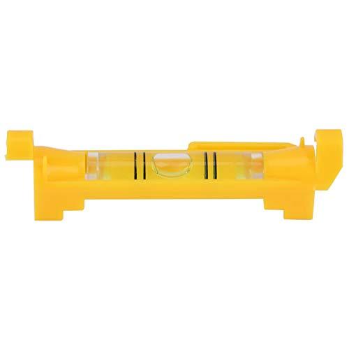 Maquer Nivel de línea de cuerda, nivelador de cuerda de burbujas, 5 unidades, para plomería albañilería