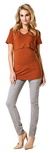 Noppies Damen Jeans OTB Skinny Avi Umstandsjeans, Grau (Every Day Grey P148), W29/L32