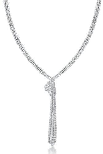 Tuscany Silver 8.16.5744 - Collar de plata de ley (925/1000), 46 cm