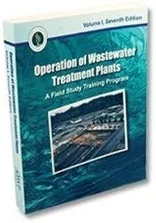 Operation of Wastewater Treatment Plants: A Field Study Training Program: 1