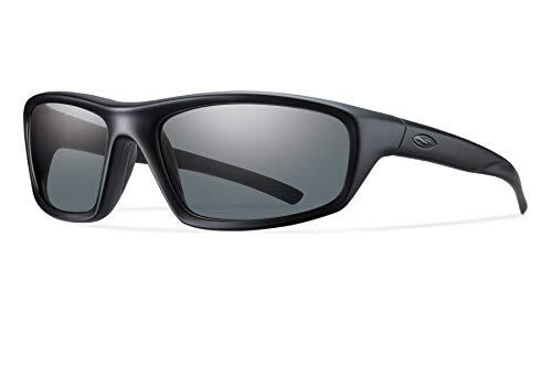 Smith Optics Tactical Sonnenbrille, Unisex, SMIT-DITPPGY22BK, Schwarz/Director, NA