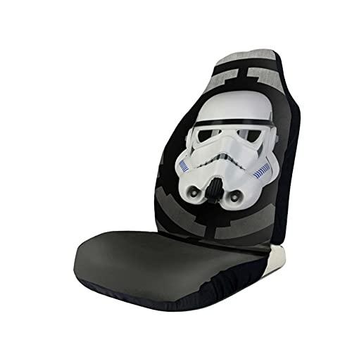 Baby Yoda Star Wars MandalorianCar - Funda antideslizante para asiento de coche, camión, Suv Teens2 unidades