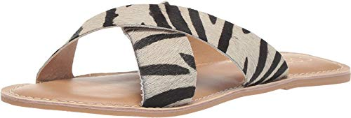 Matisse Pebble Zebra Cowhair 7 M