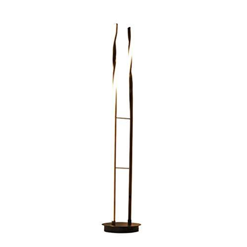 Home Equipment Main Lighting Floor Lamp Floor Lamp Led Floor Light Silicone Iron Floor Lamp Modern Minimalist Floor Lamp Nordic Living Room Bedroom Study Bedside Vertical Table Lamp Standing Interi
