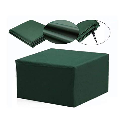 NOL Waterproof Rectangular Garden Outdoor Furniture Cover Anti-UV Patio Table Set Furniture Protector (180x120x70cm)