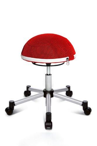 Topstar SH17BB2 Chaise de Bureau Sitness Half Ball