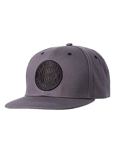 FC Bayern München Snapback Cap Emblem schwarz