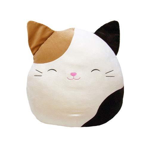 Squishmallow Innovation First Cameron die Katze – super-weiches Plüschtier, 19cm