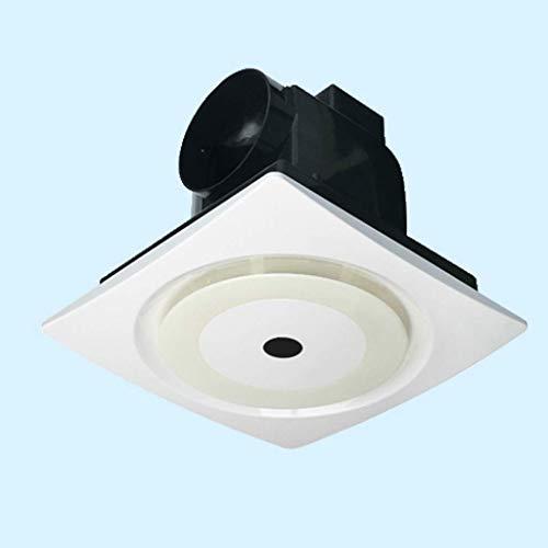 ASYCUI ventilatie extractor 8-inch keuken ventilator badkamer krachtige kracht vermogen: 220 V, 50 Hz, 24 W luchtvolume: 140 m3/h ruis: ≤ 45 dB
