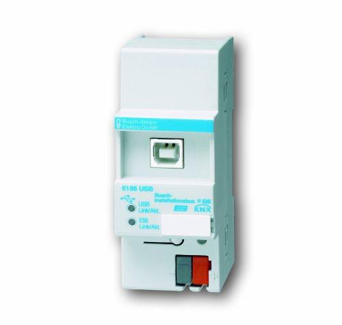Busch-Jaeger 6186 USB REG-interface