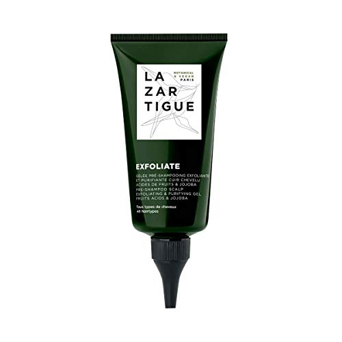 Lazartigue Exfoliate Gel Esfoliante Pre Shampoo, 75ml