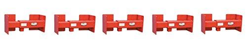 Cheap Equipment Lock HDCDL Steel Heavy Duty Cargo Door Lock (5-(Pack))