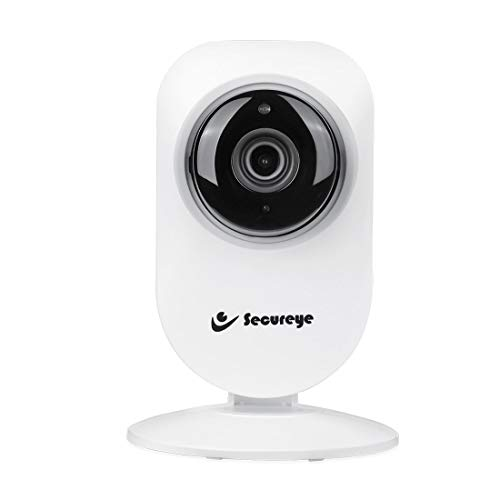 Secureye 2.0 MP Wi-Fi Wireless Home Security Camera, ,Night Vision Motion, Face & Sound Detection