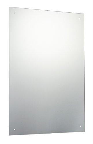 Waterstone Mirrors & Frames LTD 60 x 90cm Rectangle Bathroom Mirror Glass...