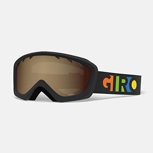 Giro Masque de ski Chico Junior - Noir - Taille unique