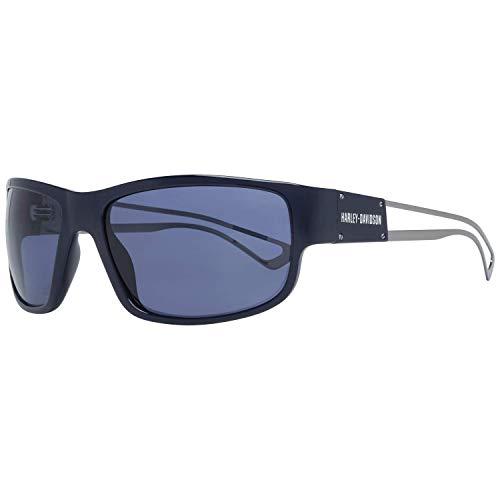 Harley-Davidson HD 1001 X 90V - Gafas de sol, color azul brillante