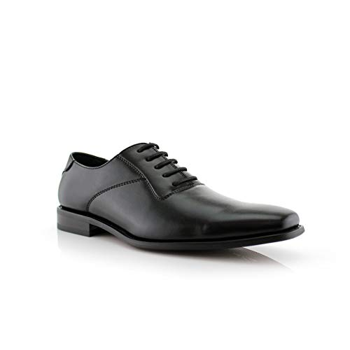 Ferro Aldo Jeremiah MFA19277APL Men's Dress Shoes for Work or Daily Wear Black 10.5