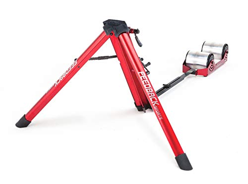 Feedback Sports Omnium Zero-Drive Portable Zero Resistance Bike Trainer