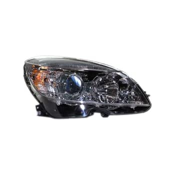 TYC 20-6998-00 Mercedes Benz Driver Side Headlight Assembly