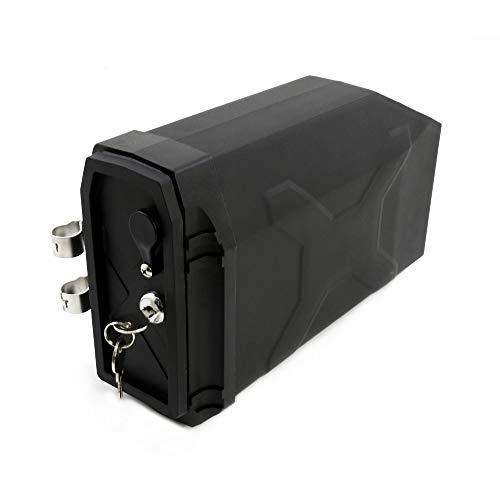 XCVUISDFJK Accessori per la Decorazione dell'auto Adatta for BMW R1200GS / ADV 14-18 R1250GS Benelli TRK502 16-19 Toolbox Toolbox 5 Litri Adatti for i Modelli a Sinistra Anther utilizzano i Dettagli