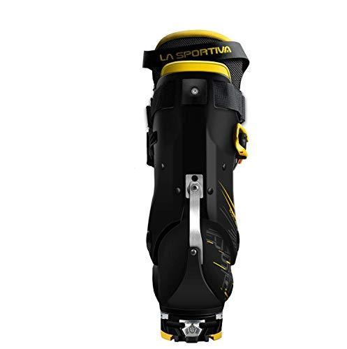 LA SPORTIVA Solar Black/Yellow Uniseks volwassen. Voetbal laarzen