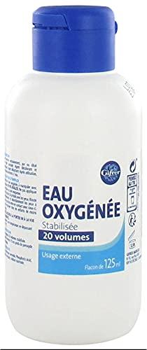 Gifrer Eau Oxygénée 20 Volumes 125 ml