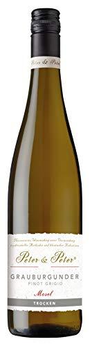 Peter & Peter 2019 Grauburgunder Pinot Grigio Trocken (1 x 0.75 l)