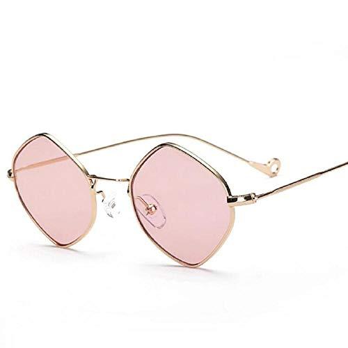 ZYIZEE Gafas de Sol Shades Hombres Gafas de Sol Retro Vintage Lente polarizada Gafas de Sol Mujer Moda Gafas AD