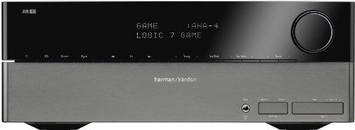 Harman Kardon AVR 160 7.1 AV Receiver schwarz