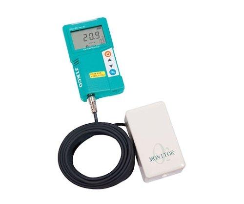 ジコー 酸素濃度計 Ver3 61-4669-37/JKO-25WD3