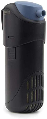 Interpet 2200 Internal Aquarium Power Filter PF Mini for Fish Tanks, Black/Blue