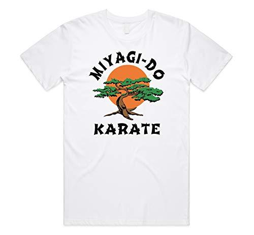 Sanfran Clothing Miyagi - Do Karate Top Funny Kid Movie Martial Arts Kung...
