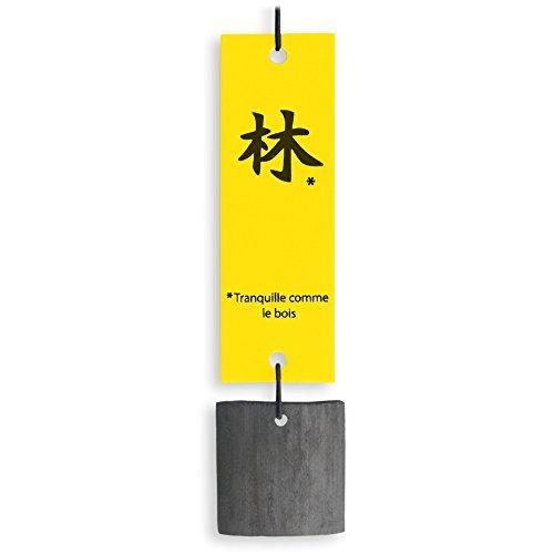 Ambientador Coche Zen Natura Kou en los extraits de vainilla