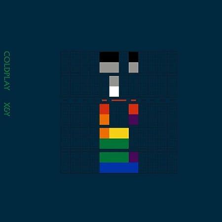 x & y vinile coldplay album