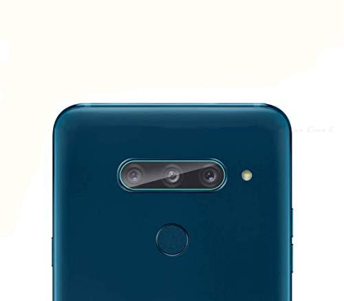 DOHUI Kamera Schutzfolie für LG K61, [Anti-Scratch] Hochauflösender Kamera Flexible Panzerglas Schutzglas Folie für LG K61-3 Stück