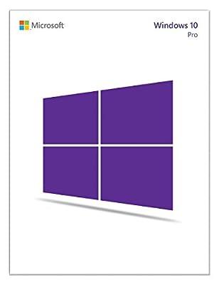 Windows 10 Professional 32 bit/64 bit English International   PC   Download