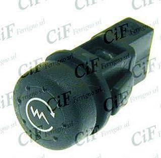 9083-CX CIF PULSANTE CLACSON SCOOTER COMPATIBILE CON PIAGGIO NRG MC3 50