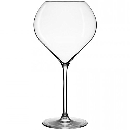 6 verres à vin Jamesse Grand Blanc 75 cl, Lehmann Glass