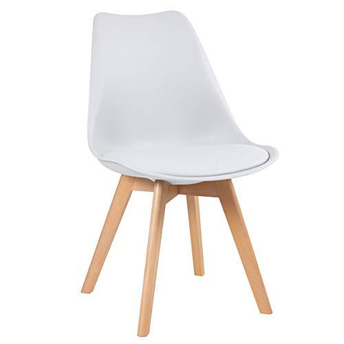 Cadeira Leda - Branco