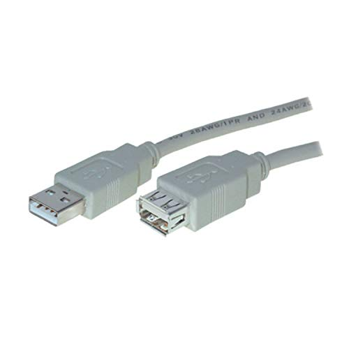 S/CONN maximum connectivity USB Verlängerung A Stecker/A Buchse USB 2.0 3m