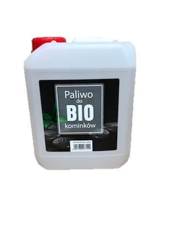 Bioethanol Fuel 1x5Liter