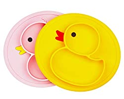duck plate for baby
