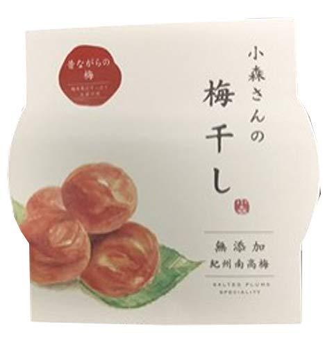 昔ながらの梅ギフト用 250g×4P 梅歌園 食品添加物無添加 紀州南高梅
