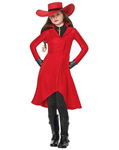 Spirit Halloween Kids Carmen Sandiego Costume - XL
